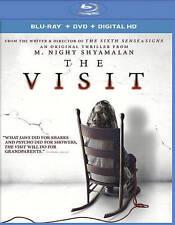 The Visit (Blu-ray + DIGITAL HD), DVD, Olivia DeJonge, Ed Oxenbould, Deanna duna