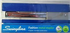 Swingline Fashion Stapler 20 Sheet Capacity Navy 87832