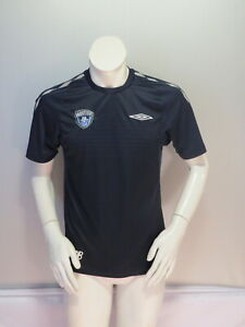 Vancouver Whitecaps Jersey - 2009 Away NASL Jersey by Umbro - Mens Medium