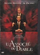 L'ASSOCIE DU DIABLE -  KEANU REEVES AL PACINO - FILM CINEMA DVD