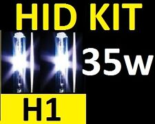 H1 35W HID KIT + instructions Hella Rallye 4000 & Compact Driving Spot Lights