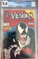 Venom: Lethal Protector #1 CGC 9.0 (Feb 1993, Marvel)
