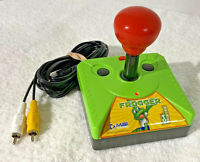 Vintage Konami Frogger Classic Retro Handheld TV Arcade Game Controller Joystick