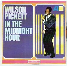 *NEW* CD Album Wilson Pickett - In the Midnight Hour (Mini LP Style Card Case)