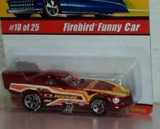 2004 Hot Wheels Classics Series 1 Firebird Funny Car  Body Lifts RED Pontiac