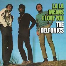The Delfonics ‎– La La Means I Love You-Remastered CD, Expanded Edition