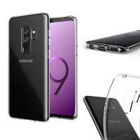 ULTRA SLIM Case für Samsung Galaxy S9 Schutzhülle Silikon Hülle TPU Thin Dünn