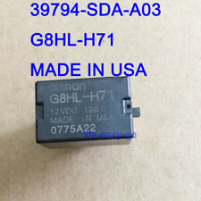1x New Genuine Relay G8HL-H71 39794-SDA-A03 for Honda Accord Civic, Made in USA