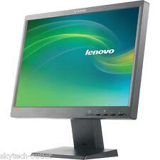 """Dell Hp Varios 19"""" pantalla ancha TFT Monitor plano ordenador pantalla Barato"""