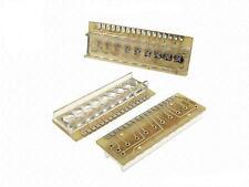 2x 7 seg 9 digit LED display calculator HP 5082-7441