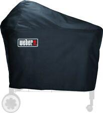 Weber 7455 Premium Original Abdeckung BBQ-Grill Schwarz Abdeckhaube Performer...