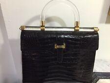 Ladies Exquisite All Alligator Gucci Handbag