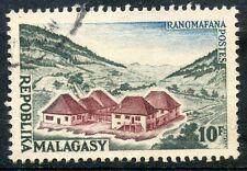 STAMP / TIMBRE DE MADAGASCAR N°365 OBLITERE RANOMAFANA