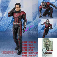 S.H.Figuarts Marvel Avengers Endgame Ant-Man Action Figure IN BOX Limited STOCK