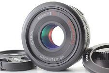 [MINT + Close up Lens] Voigtlander Ultron 40mm F2 SL II N Aspherical Japan #811