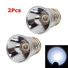 2Pcs 350 Lumen CREE Q5 LED Bulb Conversion for SureFire 6P 9P solarforce L2/L2N