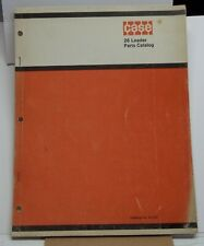 1970 Case IH Parts Catalog 26 Loader for Tractor Farming Equipment Industrial