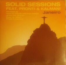 "Solid Sessions ""Janeiro"" * 2x12"" / Armin van Buuren,Pronti&Kalmani,ChillerTwist,"