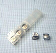 fbd4a6 x10 22uF 50V basso profilo Radiali Elettrolitici Condensatore