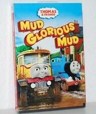 Thomas the Tank Engine DVD Mud Glorious Mud 6 stories Friends Songs video Sodor