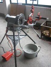 300 Pipe Threading Machine Cw 811a Die Head Threader Compatible To Ridgid 15682