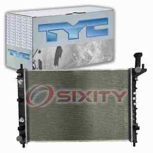TYC Radiator for 2007-2017 GMC Acadia 3.6L V6 Cooler Cooling Antifreeze sl