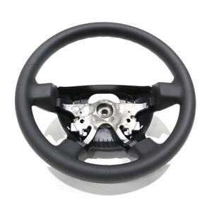 OEM NEW Steering Wheel Non Leather Ebony Black 06-10 Hummer H3 15793344