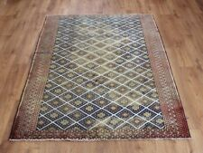 Traditional Vintage Wool Handmade Classic Oriental Area Rug Carpet 175X 130cm