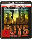 Bad Boys 1-3  (4K Ultra HD Blu Ray) 3Disc Set - Bad Boys for Life - Will Smith