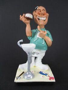 Dentist Funny Occupation Figurine Profession 16 CM Small Faults