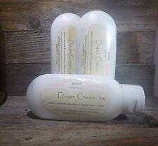 Natural Organic Baby Diaper Creme Diaper Cream NO CHEMICALS OR PARABENS