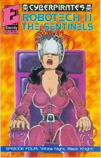 Robotech II: the Sentinels-cyberpirates # 4 (of 4) (USA, 1991)