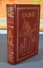 Dune by Frank Herbert Easton Press Memorial Edition Leather Binding 1987