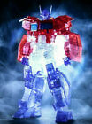Transformers Flame Toys Furai Optimus Prime IDW Clear SDCC event Exclusive kit