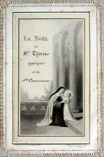 ✅ santino primi 900 SANTA TERESA Therese  PlìL.Garde 63 Boumard et Fils Paris