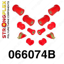 Fiat Seicento / Cinquecento silentblock kit silentblock suspensión completo