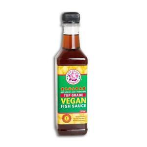 Red Lotus Vegan Fish Sauce Top Grade 375ml