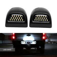 Car LED license plate light For 00-06 Chevy Tahoe Suburban GMC Yukon XL