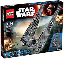 LEGO Star Wars 75104: Kylo Ren's Command Shuttle *BNIB*