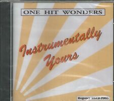 INSTRUMENTALLY YOURS - One Hit Wonders - BRAND NEW - CD