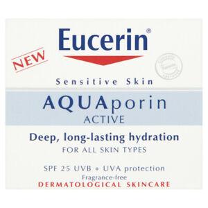 Eucerin Aquaporin Active SPF25 & UVA Protection 50ml
