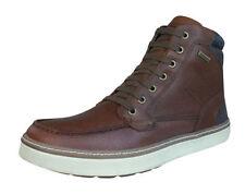 Calzado de hombre botines Geox color principal marrón
