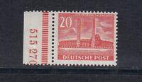 Luxus Berlin Mi-Nr. 113 ** postfrisch mit Teil-HAN