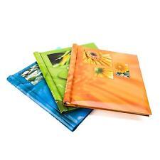 3 x Hama Album Adesivi Singo Mix colori Album per Foto per 3 x 60 foto 10x15 cm