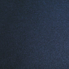10 A4 CARD KINGS BLUE NAVY PEARLISED BOTH SIDES 285GSM MATCHES OUR POCKETFOLDS!!
