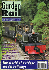 Garden Rail Magazine - Issues 001 to 050 - Various Issues Available