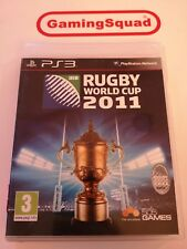 Rugby World Cup 2011 PS3 Playstation, Supplied by Gaming Squad Ltd