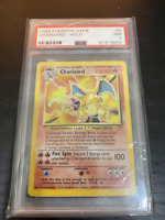 PSA 7 Pokemon 1999 Base Set Charizard Unlimited 4/102 Holo Rare OG! INVEST!