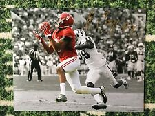 Amari Cooper Autographed Signed Alabama 11x14 SEC Champs Metallic Spotlight