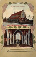 Hampshire, SOUTHAMPTON St. Mark's Church  -  Printed Postcard